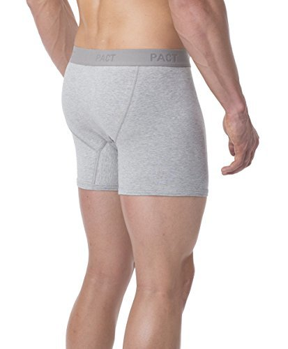 Pact-Organic Cotton Boxer Brief 2 Pack