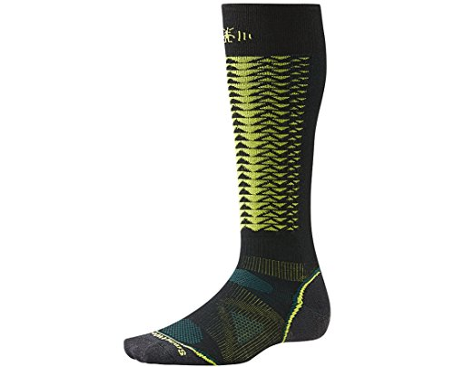 SmartWool-Smartwool PhD Downhill Racer Socks (Black) Small - Past Season -