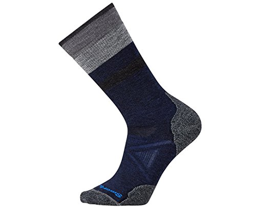 SmartWool-PhD Outdoor  Pattern Crew Socks