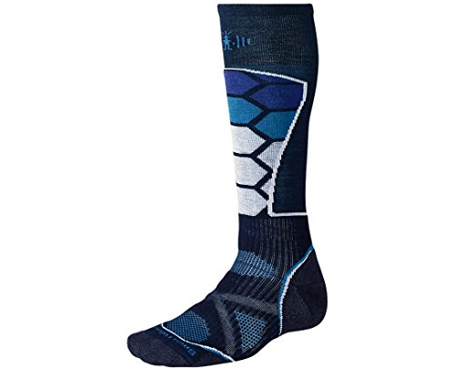 SmartWool-Smartwool Men's PhD Ski Medium Socks (Navy) X-Large