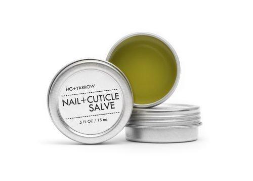 FIG+YARROW-Organic Nail + Cuticle Salve