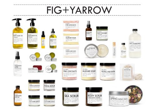 FIG+YARROW-Organic Nail + Cuticle Salve