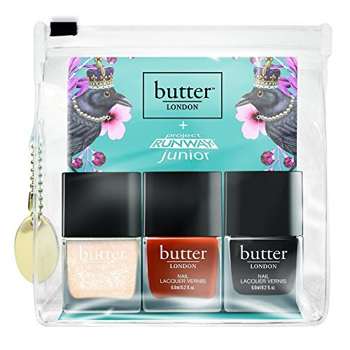 butter LONDON-Peace of Armor Fashion Size Trend Lacquer Set