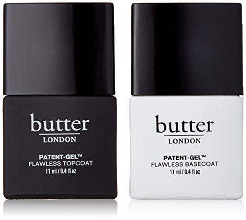 butter LONDON-Patent-Gel Nail Top & Tails Set