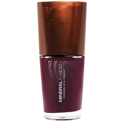 Mineral Fusion-Garnet Nail Polish