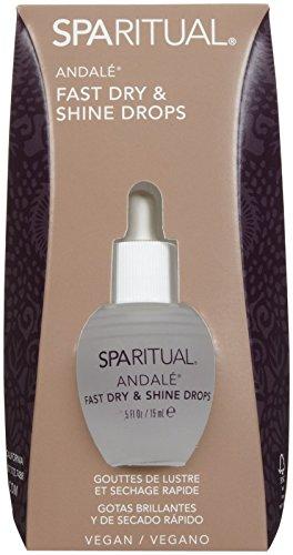 SpaRitual-Fast Dry & Shine Drops