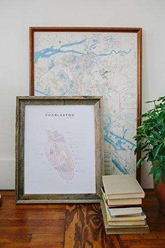 ROAM by 42 Pressed-42 Pressed Paris Map