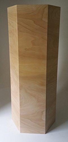 Centerpiece Box-Hexagonal Riser Pedestal Plinth Display Stand