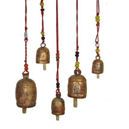 Connected Fair Trade Products-Handmade Fair Trade Copper Bell