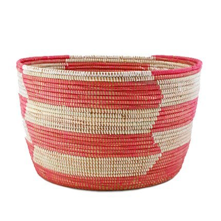 Connected Fair Trade Products-Woven Storage Basket
