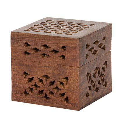 Connected Fair Trade Products-Handmade Wood Cut