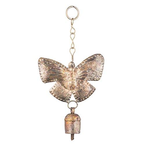 Matr Boomie-Fair Trade Butterfly Hanging Bell