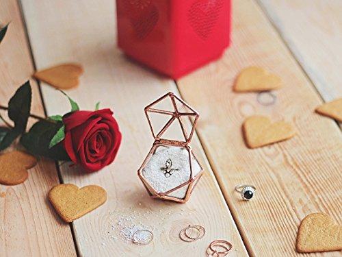 Waen-Christmas Proposal Ring Box