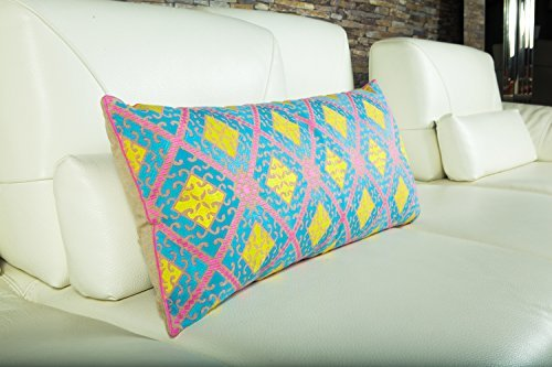 Mandala Life ART-Bohemian Decor Lumbar Pillow