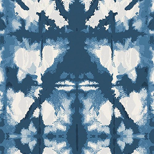 Carousel Designs-Indigo Blue Shibori Pillow Case