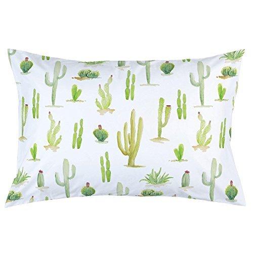 Carousel Designs-Watercolor Cactus Pillow Case