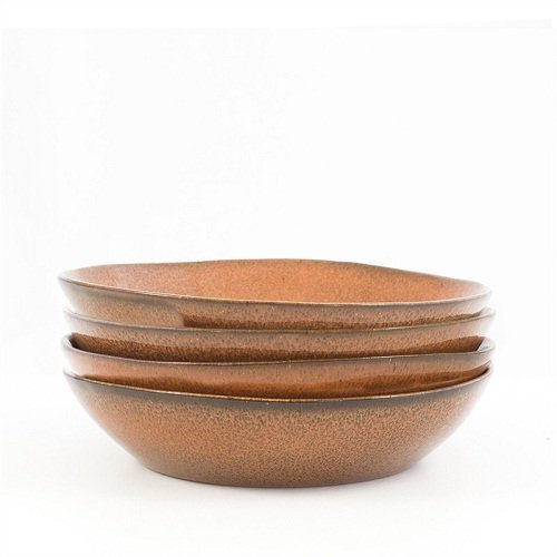 Bambeco-Pasta Bowl Farmstead Terracotta
