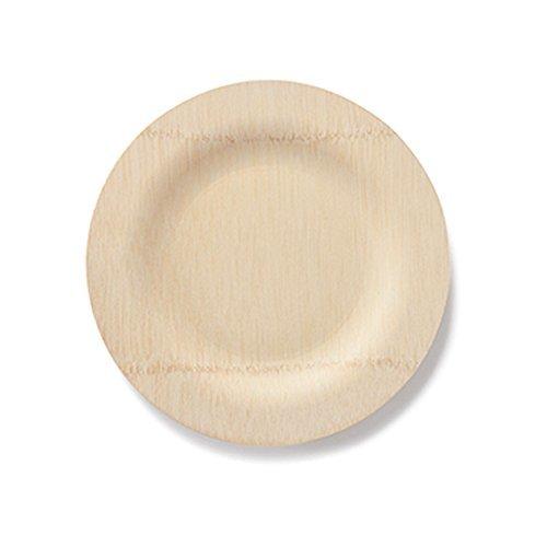 Bambu-Veneerware Disposable Plates