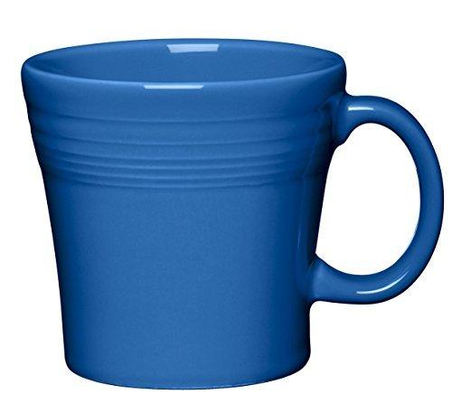Fiesta-Tapered Mug - Turquoise