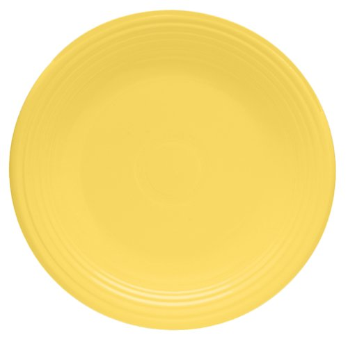 Homer Laughlin-Dinner Plate - Sunflower