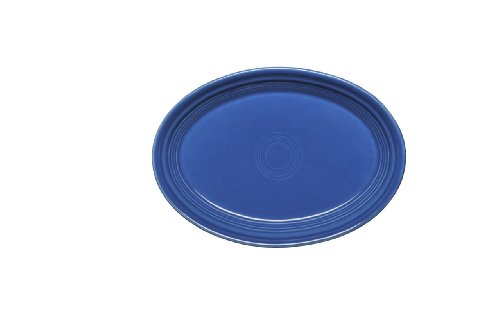 Homer Laughlin- Oval Platter - Lapis