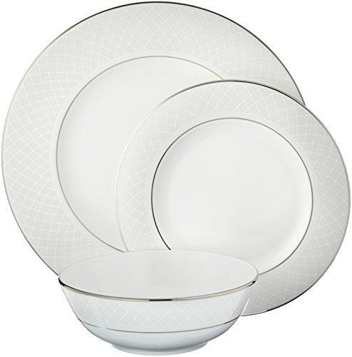Lenox-3-Piece Venetian Lace - White