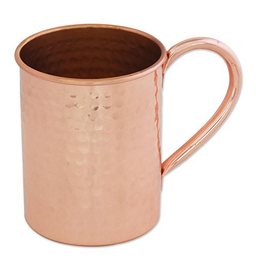 NOVICA-Set of 4 Metallic Decorative Copper Mugs
