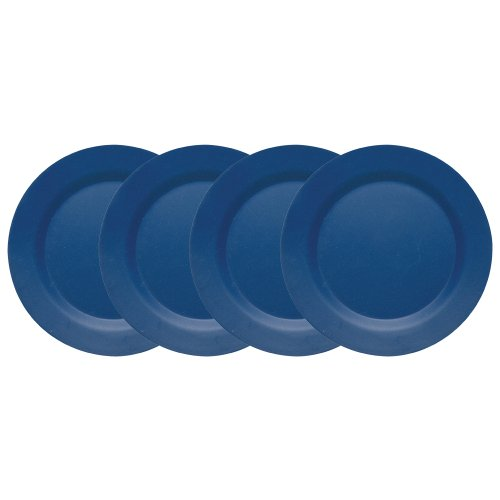 Now Designs-Set of 4 Ecologie Dinner Plates