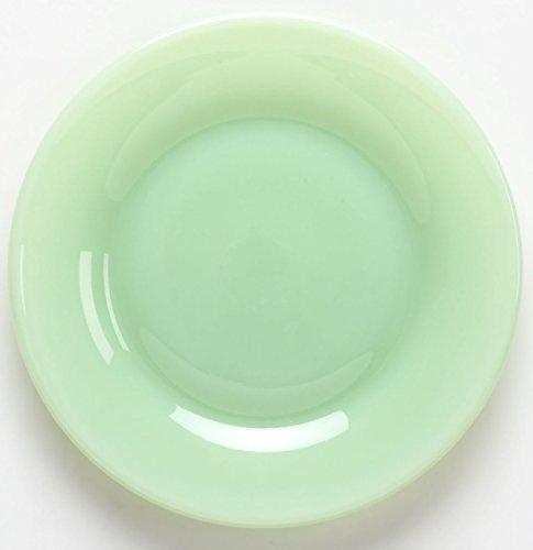 Rosso Glass-Dinner Plate Mosser Glass