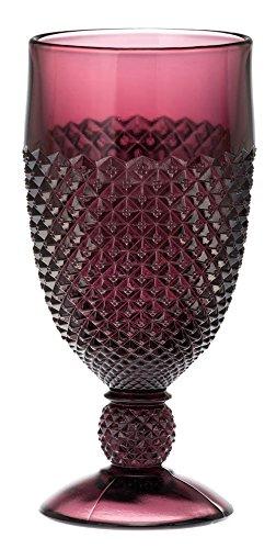 Rosso Glass-Addison Pattern Mosser Glass
