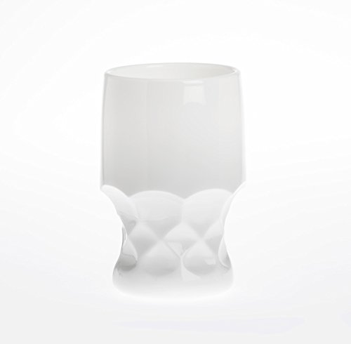 Rosso Glass-Georgian Pattern  Mosser Glass 12 oz