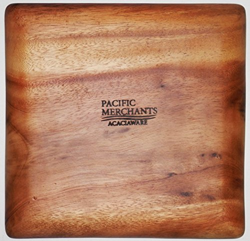 Pacific Merchants Trading-Pacific Merchants Acaciaware Appetizer Trays