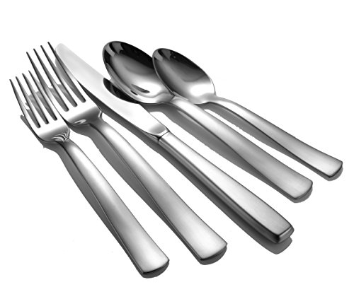 Liberty Tabletop-20 Piece Satin America Set Flatware