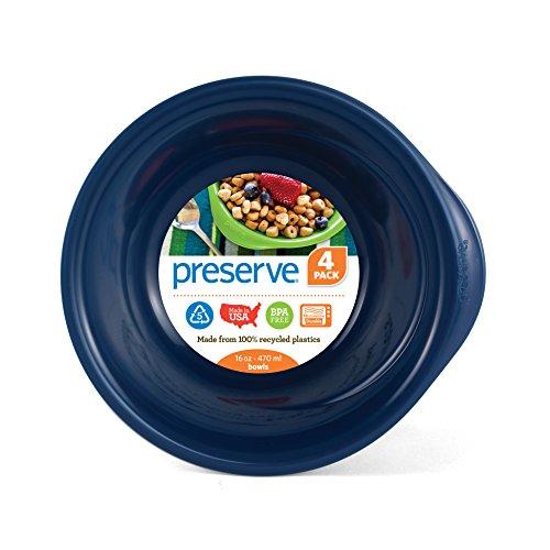 Preserve-Preserve Everyday 16 Ounce Bowls Set of 32