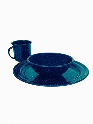 Granite Ware-3-Piece Dinnerware Set