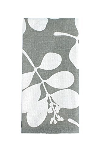 Dandi-Organic Set of 4 Napkins - Succulent Citronelle Green