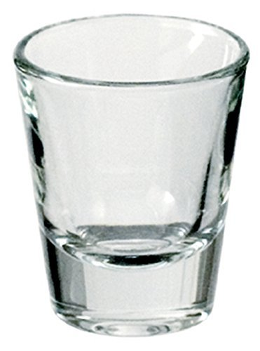 Anchor Hocking-Set of 12 Heavy Base Shot Glasses 1.5 oz