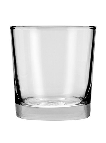 Anchor Hocking-Set of 12 Heavy Base Rocks Old Fashioned Whiskey Glasses 9 oz