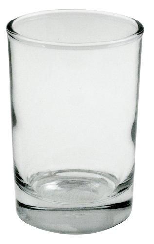 Anchor Hocking-Set of 12 Heavy-Base 5-Ounce Juice Glasses