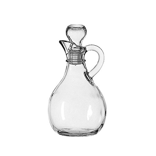 Anchor Hocking-Presence Cruet With Stopper Set of 6