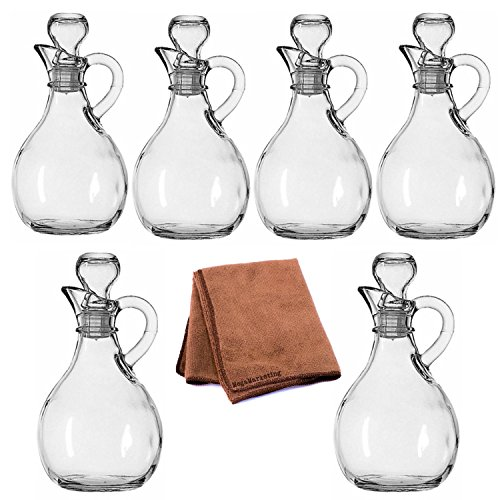 Misc Items-Presence Cruet With Stopper Set of 6