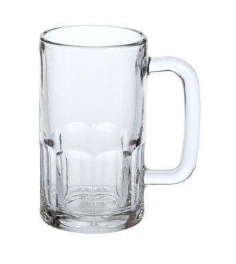 Anchor Hocking-Set of 6 Beer Wagon Mug