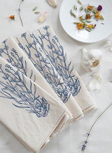 Hearth and Harrow-Set of 4  Cloth Dinner Napkins