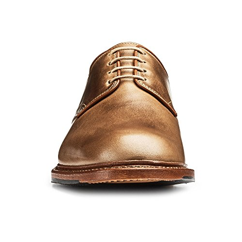 Allen Edmonds-Allen Edmonds Men's Academy Oxford, Natural, 8 D US