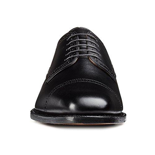 Allen Edmonds-Allen Edmonds Men's Yorktown Oxford, Black, 11.5 3E US