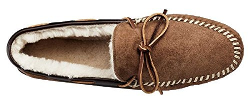 e22a736f51fc Sandman Shearling Slippers Loafers by Allen Edmonds - American Made ...