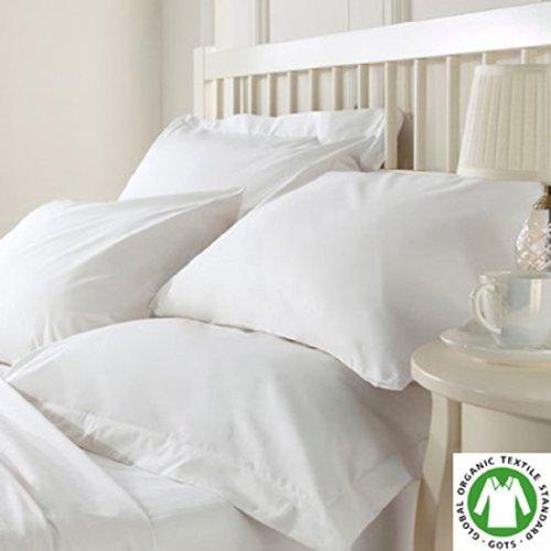OrganicTextiles-Organic Cotton Bed Sheet Set