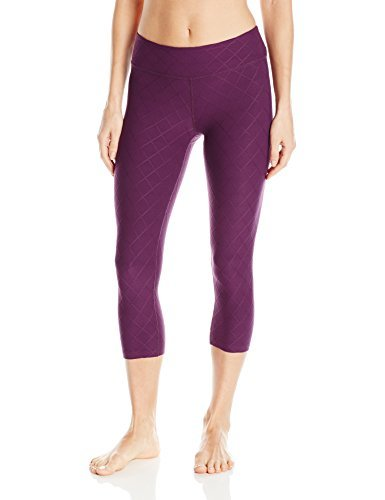 Beyond Yoga-Quilted Capri
