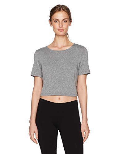 Only Hearts-Short Sleeve Crop Tee
