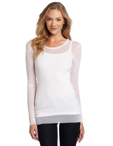 Only Hearts-Long Sleeve Crew Neck Top